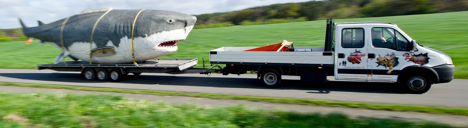 Dinopark bekommt Riesen-Hai