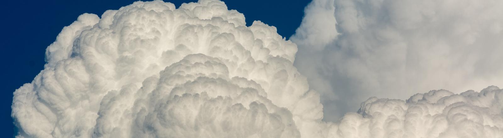Eine Wolke