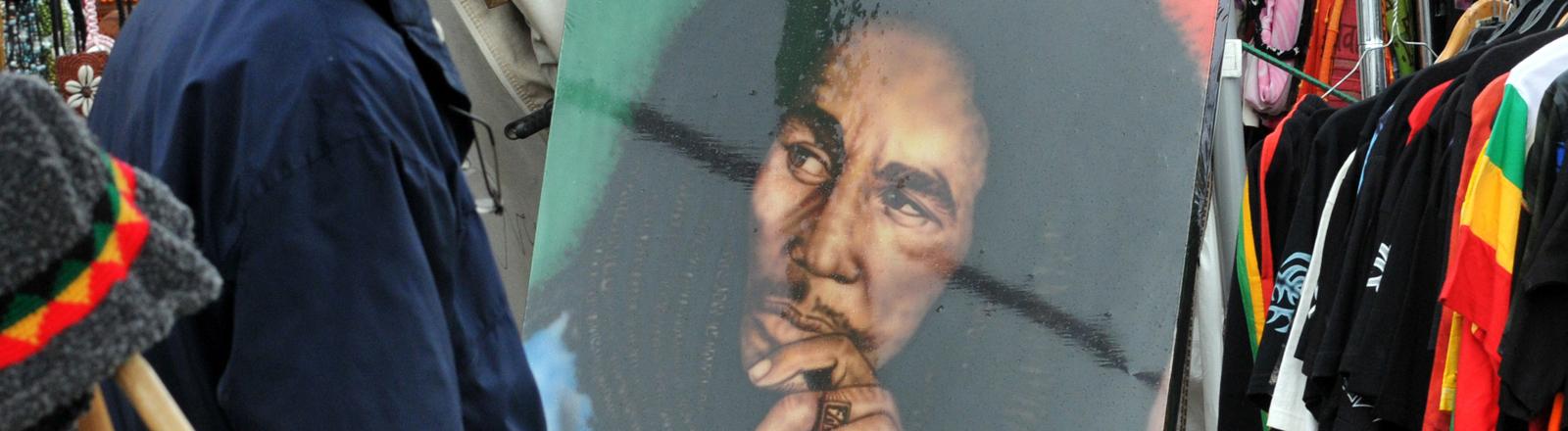 Bild von Bob Marley