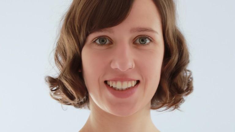 Trauerbegleiterin Gina Krause.