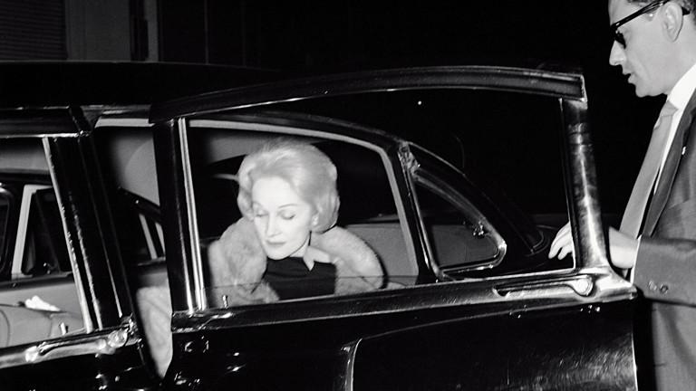 """""""Paparazzi!"""" Ausstellung Kunsthalle Schirn Frankfurt: Marlene Dietrich, undatiert"""