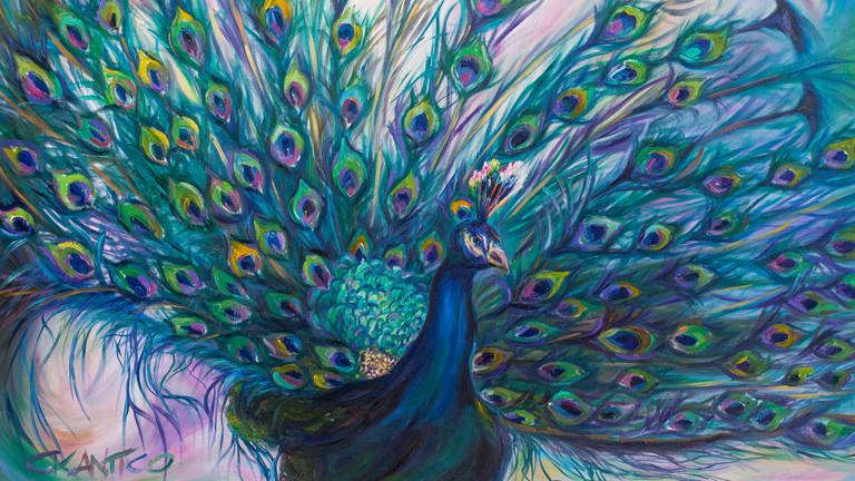 So sieht die Künstlerin Concetta Antico die Welt - sie ist Tetrachromatin.