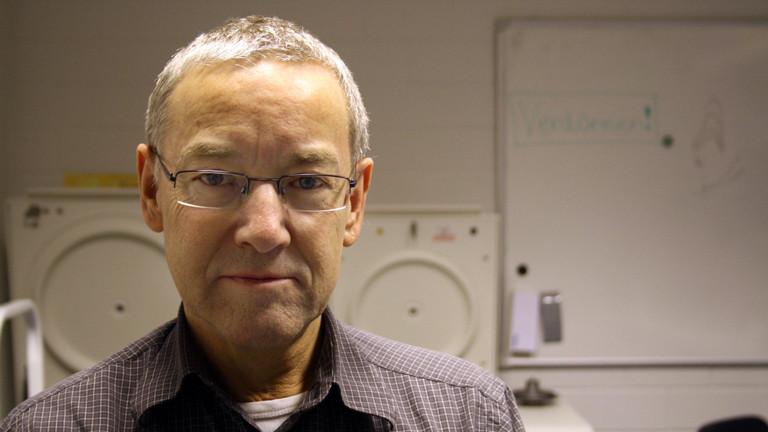 Thomas Vilgis Physiker im Foodlabor am Mainzer Max-Planck-Institut für Polymerforschung