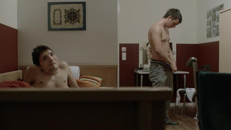 """NUR IM ZUSAMMENHANG MIT DEM FILM: Still aus dem Film """"Die Menschenliebe"""" von Michael Hasselberger."""