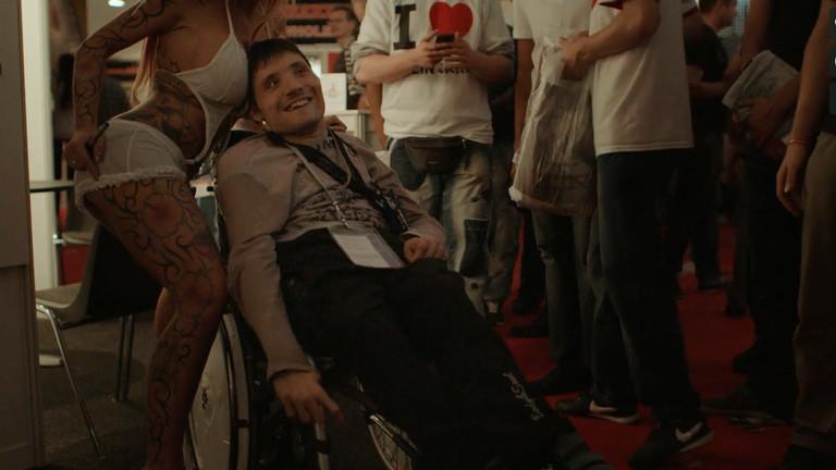 """NUR IM ZUSAMMENHANG MIT DER FILMBERICHTERSTATTUNG: Still aus Film """"Die Menschenliebe"""" von Michael Hasselberger."""