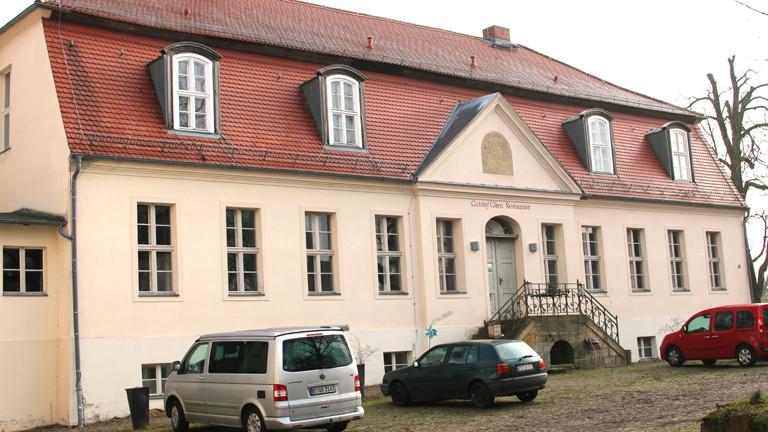 Das Coconat im Gutshof Klein-Glien in Brandenburg.