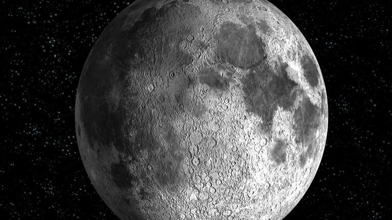 Astronauten sollen Sauerstoff aus Mondstaub atmen