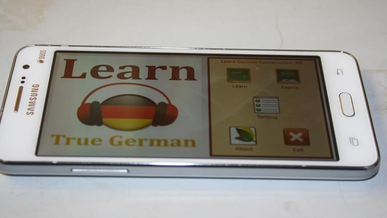 Die Deutsch-Lern-App