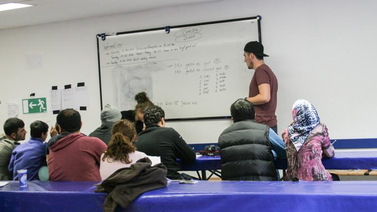 Der Deutschunterricht in der Einrichtung