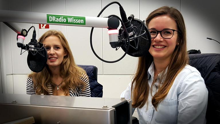 Tanja Nickel und Katharina Obladen haben Escalite entwickelt