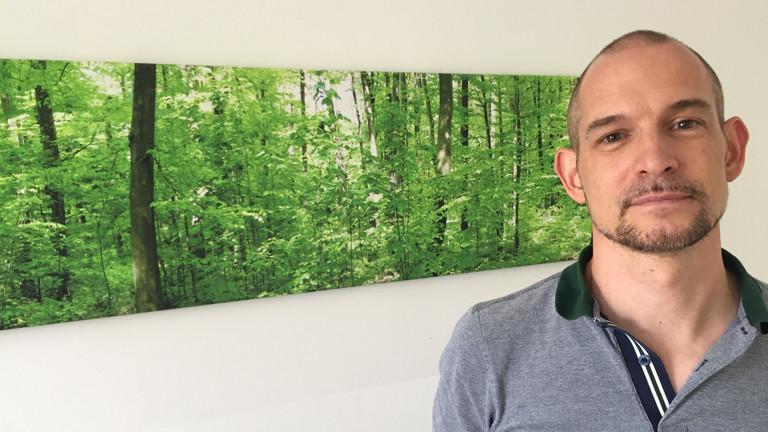 Infektiologe und Hausarzt Tim Kümmerle