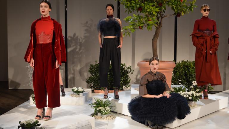 Fashion Week Berlin Danny Reinke