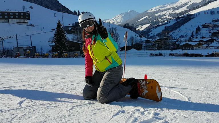 Caro Köhler macht Sport. 52 Wochen lang, jede Woche eine andere Sportart.