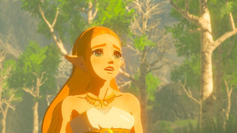 """Eine Szene aus dem Spiel """"Zelda - Breath of the Wild""""."""