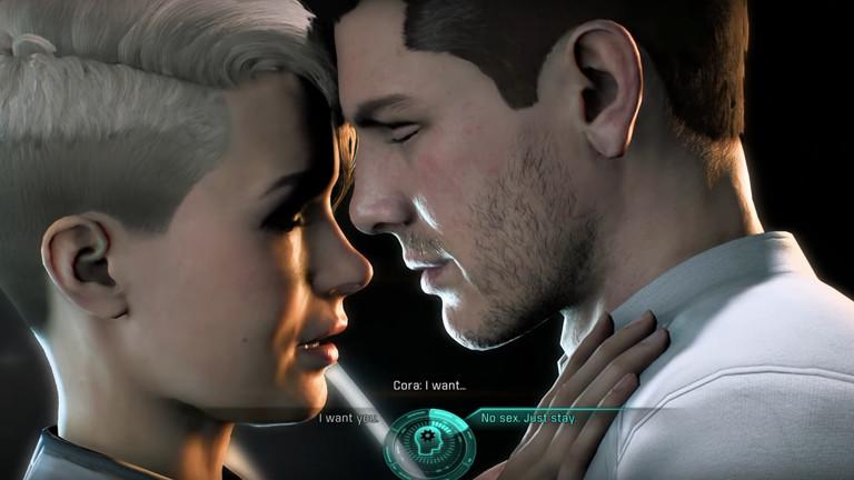 Eine Szene aus Mass Effect Andromeda.