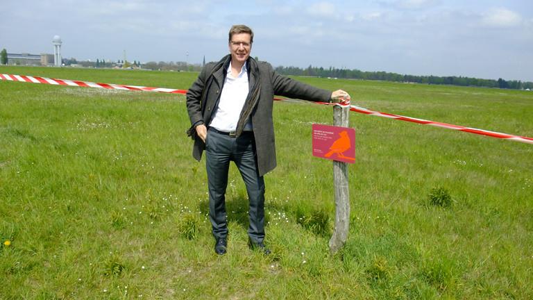 Parkmanager Michael Krebs
