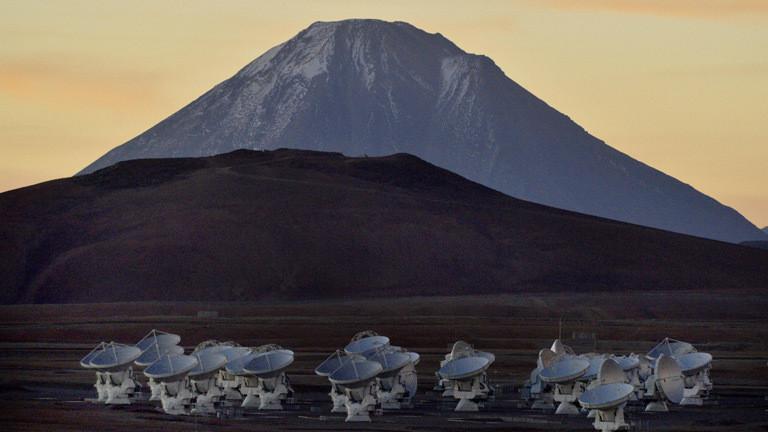 Alma-Observatorium