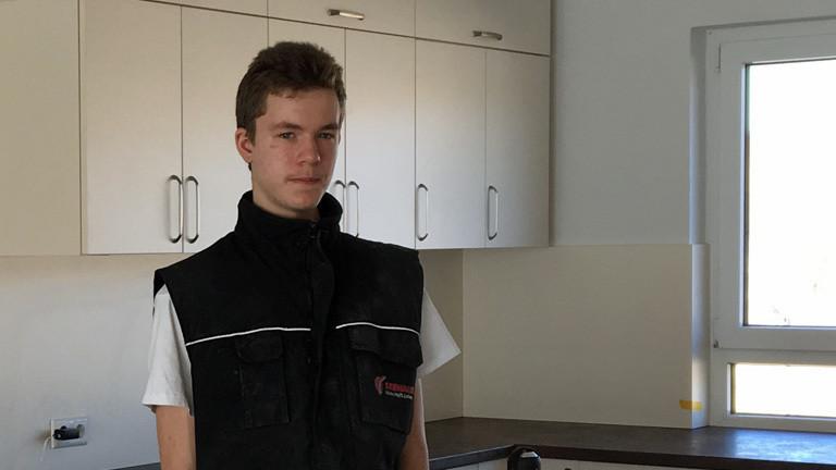 Richard (sein Name ist geändert), 18-jähriger Straftäter im Seehaus.