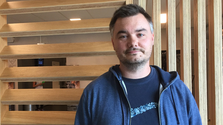Soren Voss, Kontrolleur der dänischen Anti-Doping-Agentur