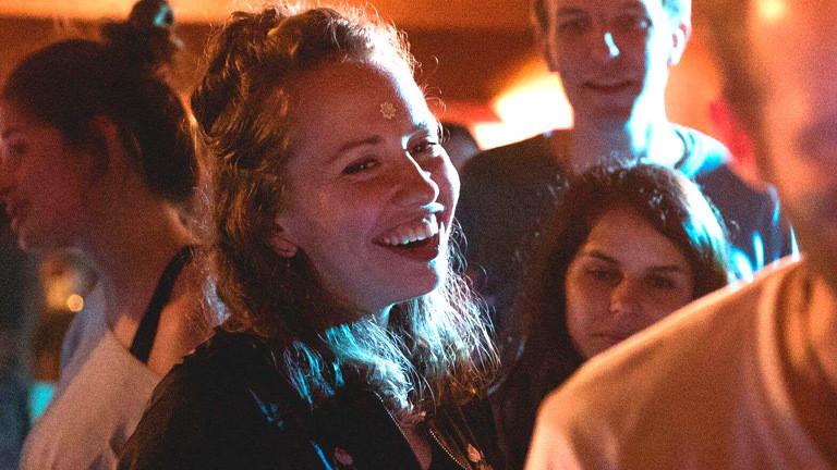 Anne Klein nimmt das zweite Mal am Sommerjung-Ferienlager teil.