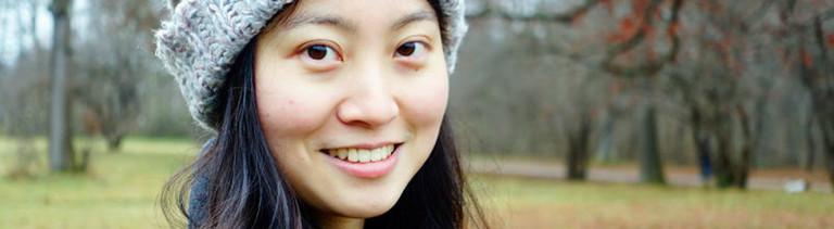 Jing Jing aus China ist ausländische Studentin an der LMU München.