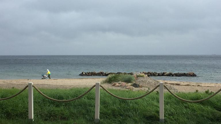 Die Ostsee.