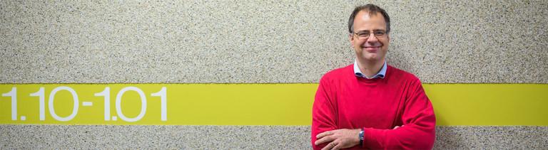 Dr. Frank Wilhelm-Mauch, Professor für Theoretische Physik an der Universität des Saarlandes