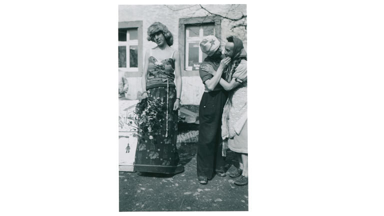 Crossdresser in der Wehrmacht