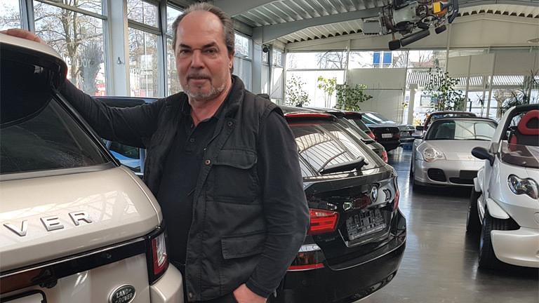 Gebrauchtwagenhändler Anastasios Adamos