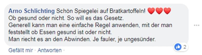 Screenshot von der Deutschlandfunk-Nova-Facebookseite