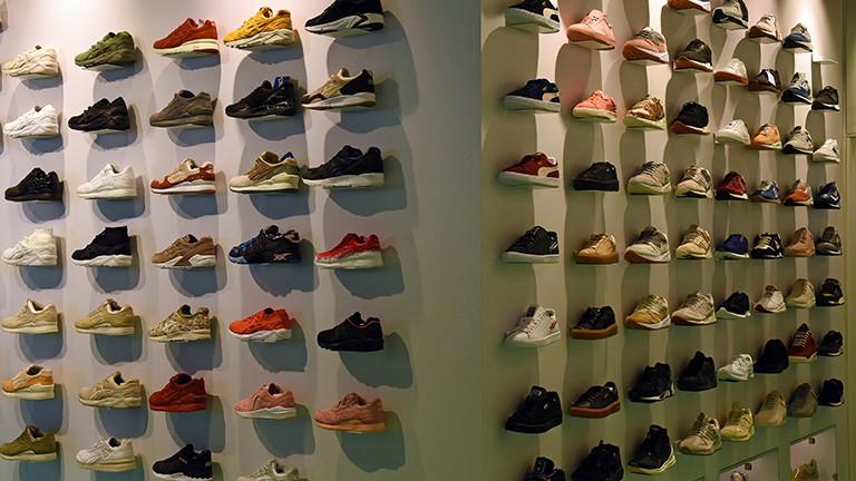 Mit Schuhfotos gegen Bots
