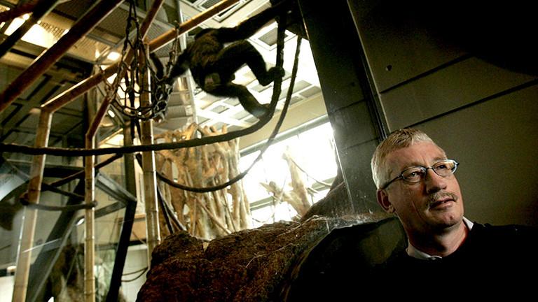 Ethologe und Primatenforscher Frans de Waal.