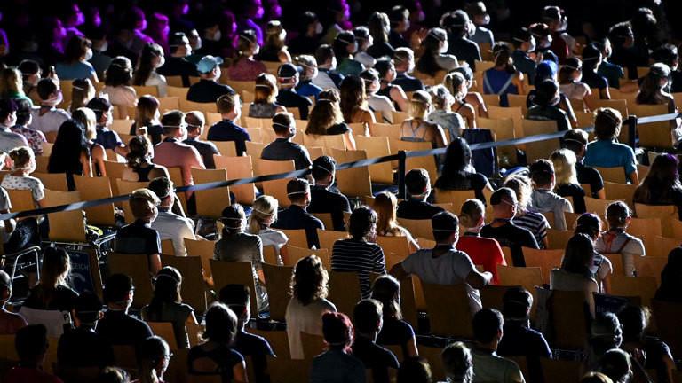 Sitzordnung beim Tim-Bendzko-Konzert