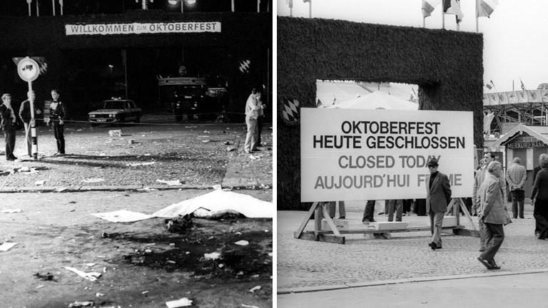 1980 - Anschlag auf das Münchner Oktoberfest