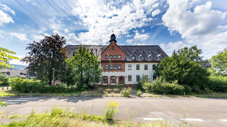 Altbau in Heidelberg