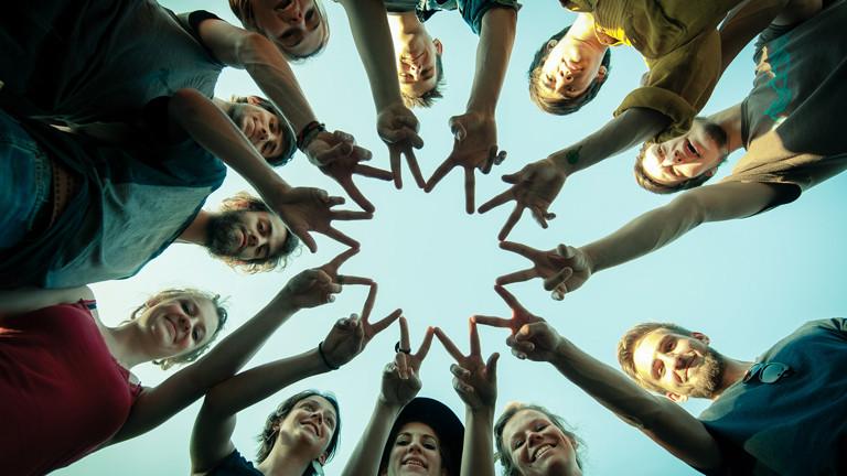 Gruppenfoto Initiative Colllegium Academicum