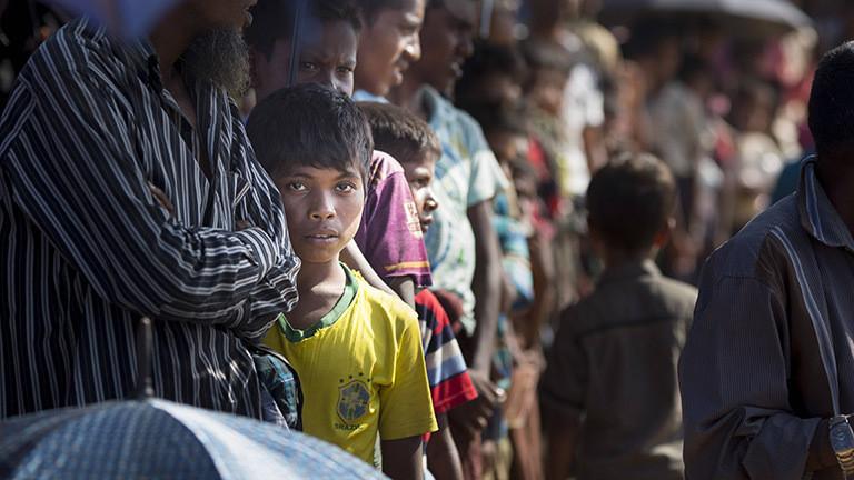 Rohingya in Bangladesch: Medizinisch versorgt, aber ohne Zukunft
