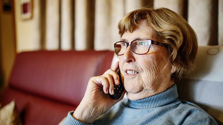 …wenn dich deine Mutter fragt, warum du nie anrufst