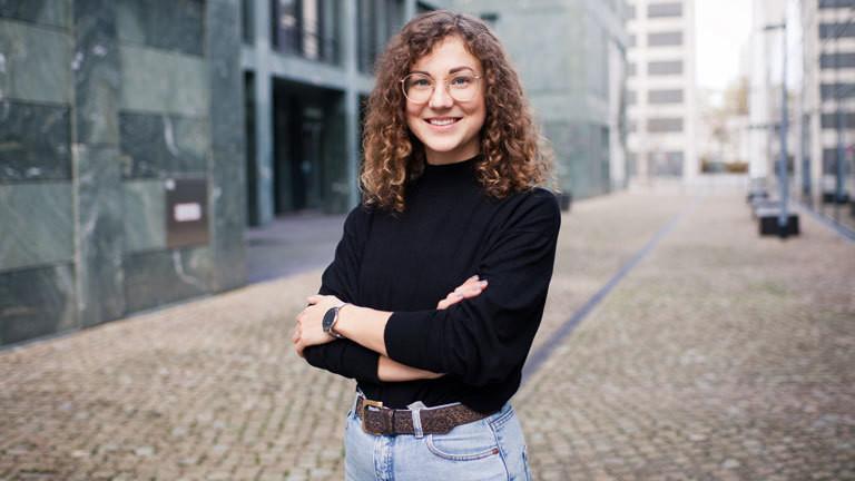 Psychologin Anna-Marie Raith