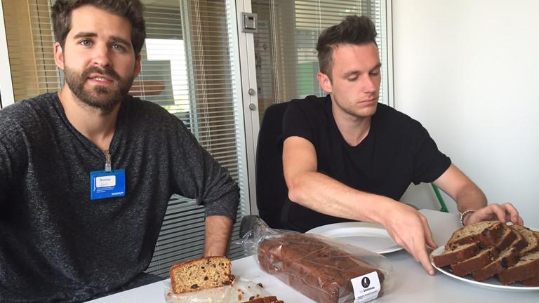 Lars Peters & Tim Gudelj von be banana