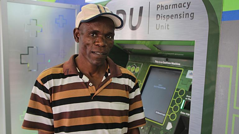 Cornel Okote ist neuer Kunde und überzeugt