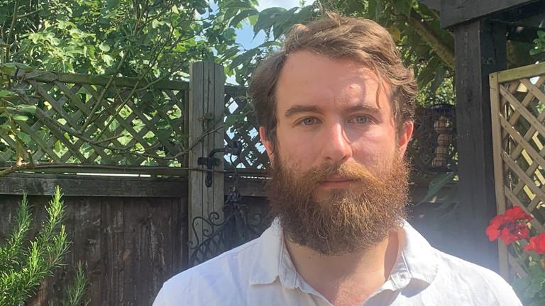 Nick Courtman, Doktorand in Cambridge