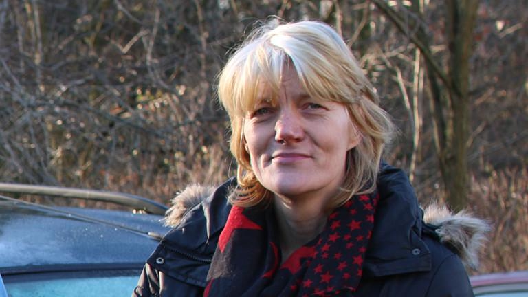 Bewohnerin Angela Köhn
