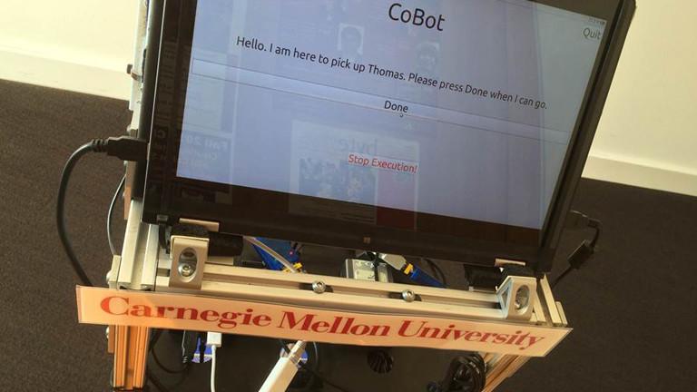 Der Roboter Cobot