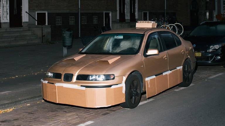 Slapdash-Supercar