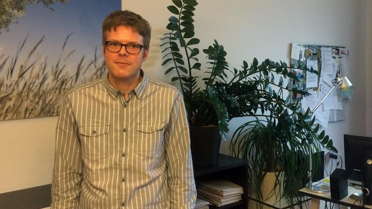 Christoph Falke, Psychotherapeut in Duisburg