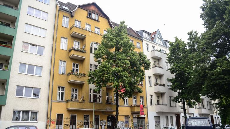 Altbau in der Liberdastraße, Berlin