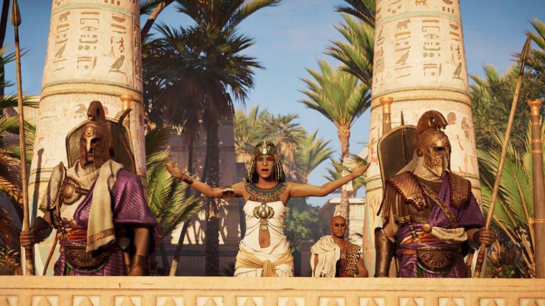 Spielszene aus Assassin's Creed