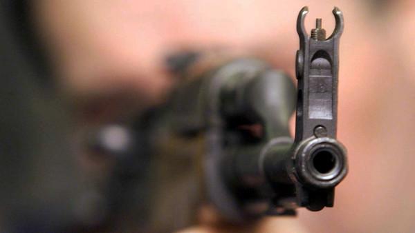 Mündungslauf einer Waffe, Bild: dpa