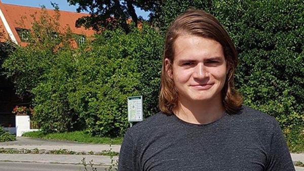Adrian Schurius. SPD-Wähler für Meine Stimme.